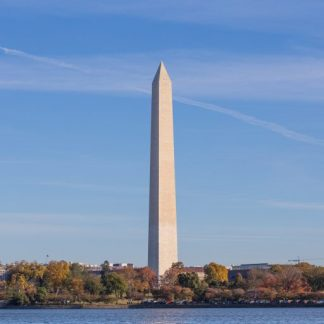 Washington Monument from across the Potomac