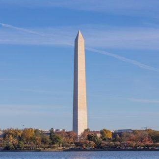Washington Monument from across the Potomac River