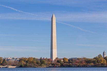 Washington Monument from across the Potomac