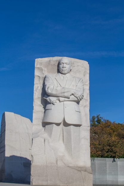 MLK Monument in Washington, DC