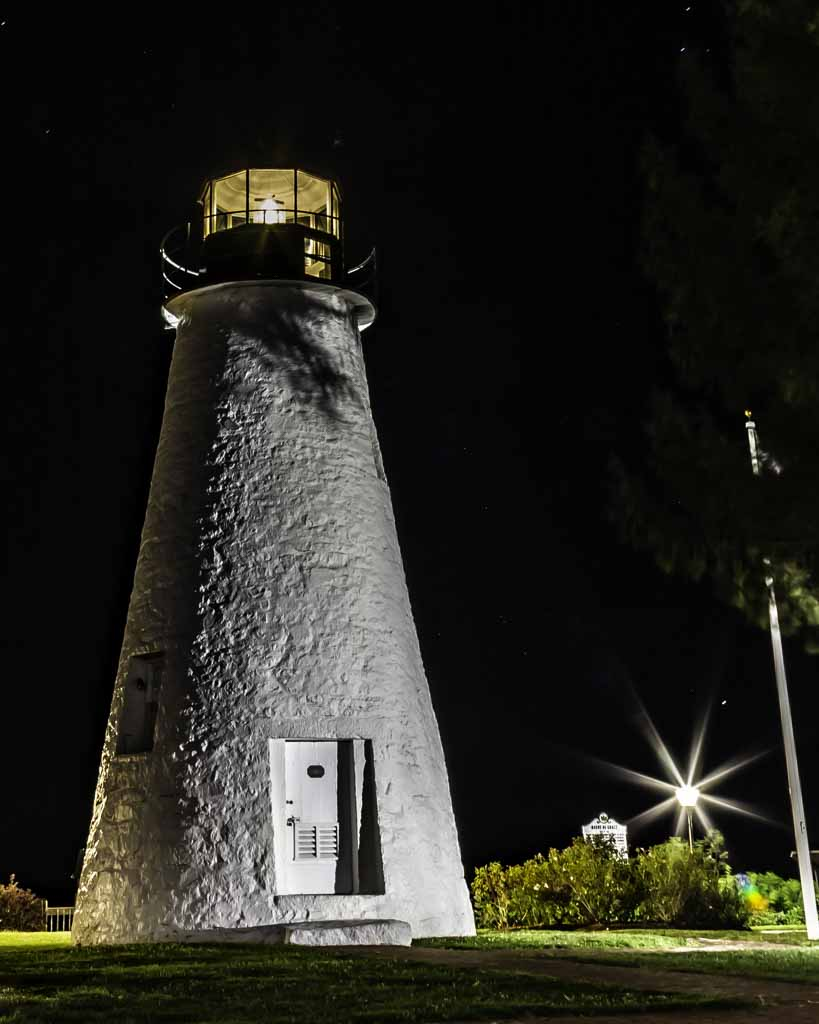 Concord Point Lighthouse at Night with Stars – Walt Payne ...