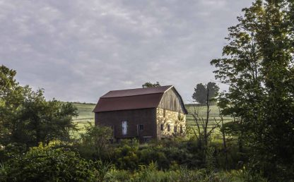 Mountain Barn